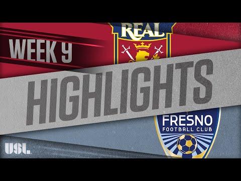 Реал Монаркс - Fresno 1:0. Видеообзор матча 12.05.2018. Видео голов и опасных моментов игры