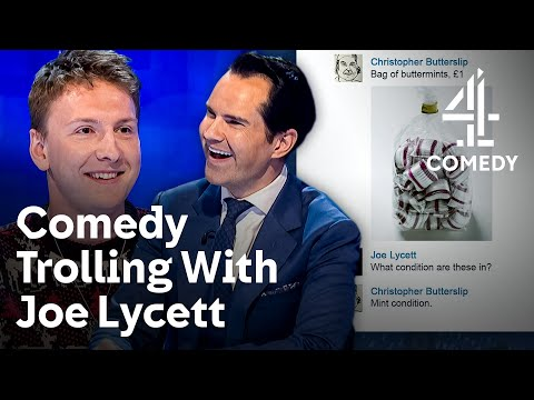 Joe Lycett a jeho online historky – 8 Out Of 10 Cats Does Countdown