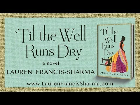 Lauren FrancisSharma author of Til the Well Runs Dry