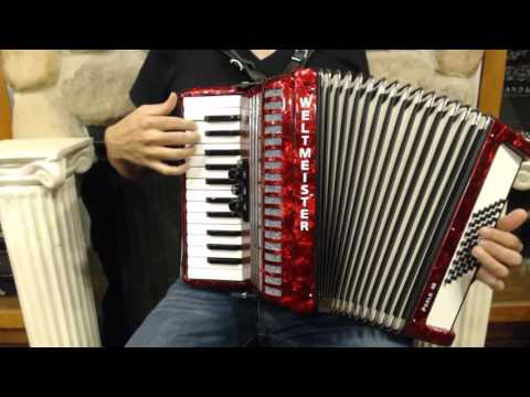 Download How To Play A 48 Bass Accordion Lesson 4 Bass Major