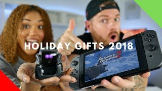 Best Holiday Gifts - Gift Ideas for Him & Her 2018