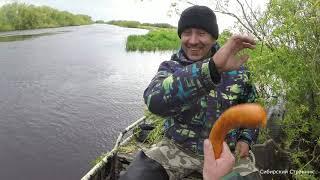 Рыбалка на паук, подъёмник. В поисках рыбы.