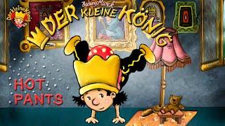 Die Abenteuerhose - Animiertes Hörspiel - Der kleine König - Sandmännchen