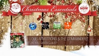Louis Armstrong & The Commanders - 'Zat You, Santa Claus? // Christmas Essentials