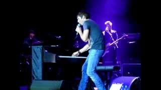James Blunt in Moscow 25/09/11  - I'll take everything