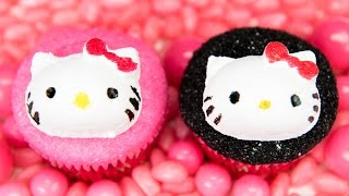 Hello Kitty Marshmallows From Cookies Cupcakes And Cardio