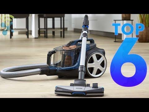 TOP 6 Best Vacuum Cleaner 2018