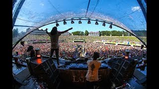 Sunnery James & Ryan Marciano - Live @ Tomorrowland Belgium 2017