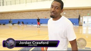 Thru The Lens: Episode 05 - Open Run with Jordan Crawford