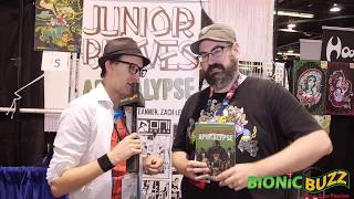 Video Interview with Bionic Buzz