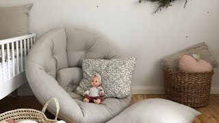 Unboxing & Assebly - Nido Futon Chair - USA
