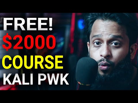 Kali Linux Advanced PWK Course For FREE Worth $2000