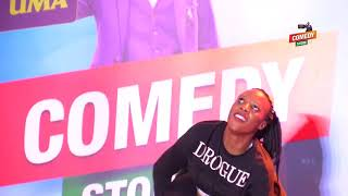 Alex Muhangi Comedy Store Dec 2018   Dynamic Gals