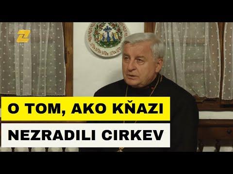 Téma na Zemplíne: Arcibiskup Ján Babjak a osudy prenasledovaných gréckokatolíckych kňazov