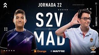 S2V Esports VS MAD Lions E.C. | Jornada 22 | Temporada 2018-2019