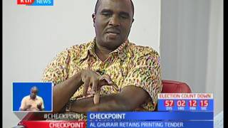 Checkpoint Interview: IEBC preparedness ahead of polls - [Part One]