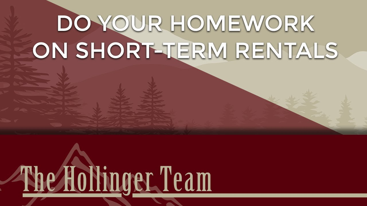 A Great Resource to Answer Your Short-Term Rental Questions