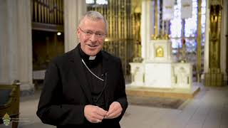 Bishop Vetter's Friday Message | Miracle at St  Mary's Mission – 9/24/21