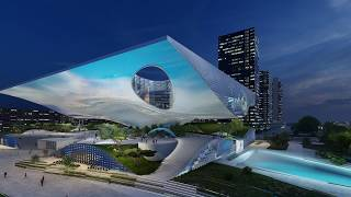 CHB(L) Museum of Science and Technology Museum in Xingtai / China