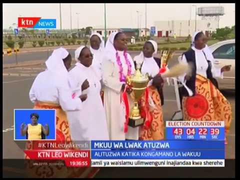 Mkuu wa St. Mary's Lwak Girls atuzwa kama mwalimu mkuu bora nchini