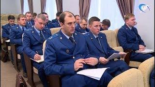 В прокуратуре региона подвели итоги масштабной инспекции состояния новгородских памятников