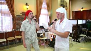 Веселый конкурс на свадьбе -приколы без мата. Свадебное видео eliSEEv.org