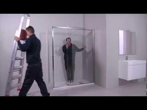 Box doccia Arbataxmove - Montaggio cabina doccia - Calibe