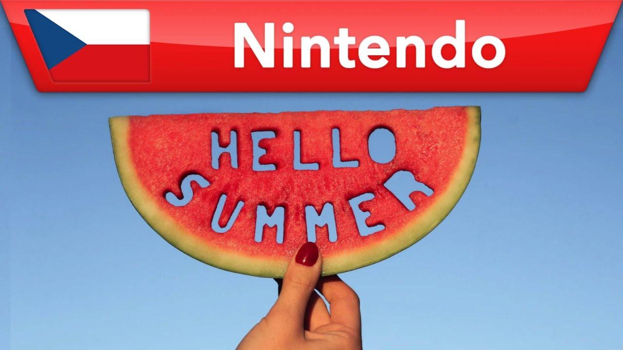 Léto s Animal Crossing: New Horizons | Nintendo Switch