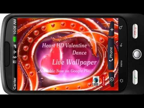 Video of 3D Heart Valentine Dance Free