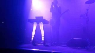 Chromeo/Fool's Gold Party - J'ai Claque la porte@Grande Halle de La Villette 8/07/11