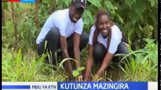 ASK yapanda miti kama njia ya kusisitiza umuhimu wa kuhifadhu mazingira