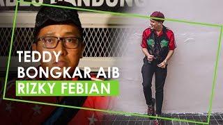 Tak Dekat dengan Rizky Febian, Teddy Bongkar Aib Iky: Sering Bertemu Pacar, Jarang Bertemu Lina