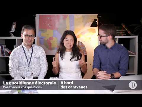 La quotidienne électorale: à bord des caravanes (1/2)