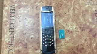 [Vertu Center] Hướng dẫn lắp SIM cho điện thoại Vertu