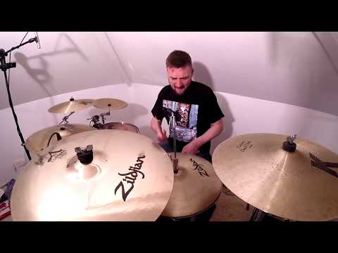 Red Hot Chili Peppers - Goodbye Angels (Drum Cover)