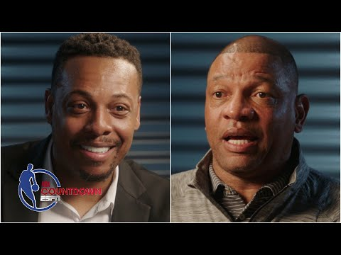 Paul Pierce-Doc Rivers interview: Clippers' rebuild, comparisons to Celtics & rivalry with Lakers?