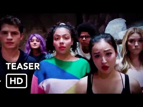 Marvel's Runaways Season 2 (Date Announcement Teaser)
