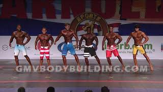 2019 ARNOLD AMATEUR NPC MEN'S PHYSIQUE & ISHOF AWARDS From GMV BODYBUILDING