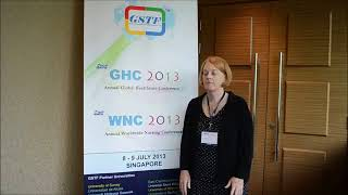 Assoc. Prof. Teri Woo WNC2013 - Global Science & Technology Forum