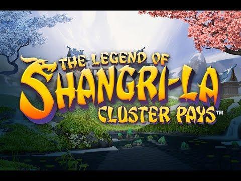 The Legend of Shangri-La: Cluster Pays från NetEnt