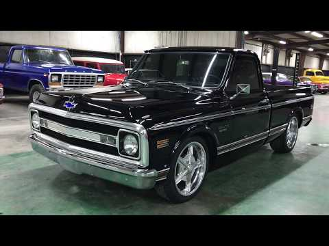 1970 Chevrolet C10 (CC-1218181) for sale in Sherman, Texas