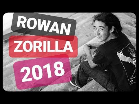 ?? Rowan Zorilla 2019   RAW Instagram Skateboarding Clips ??