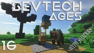 Download Minecraft Dance Of The Buffalo Sevtech Ages 16