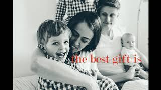 Das beste Geschenk zu Weihnachten