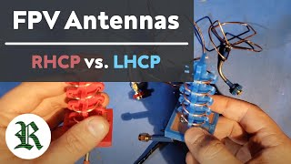 FPV Antennas: How to Tell RHCP vs. LHCP