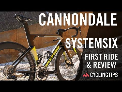 89471240d30 Cannondale SystemSix: First ride and review