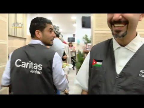 Réfugiés en Jordanie : l'accueil et le soutien des paroisses