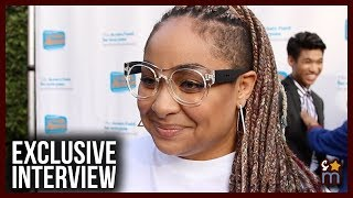 Raven-Symoné Reveals Which THAT'S SO RAVEN Co-Star Calls Her All the Time | Exclusive Interview