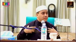 Ustaz Ahmad Husam - Cuba Jangan Bercanggah Dengan Orang