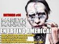 Noticias #14! Marilyn Manson EN LATINO AMÉRICA! | Box Set de Metallica | Tops Metal